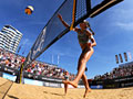 Teste dein Wissen �ber Beachvolleyball! (Foto: Public Address)